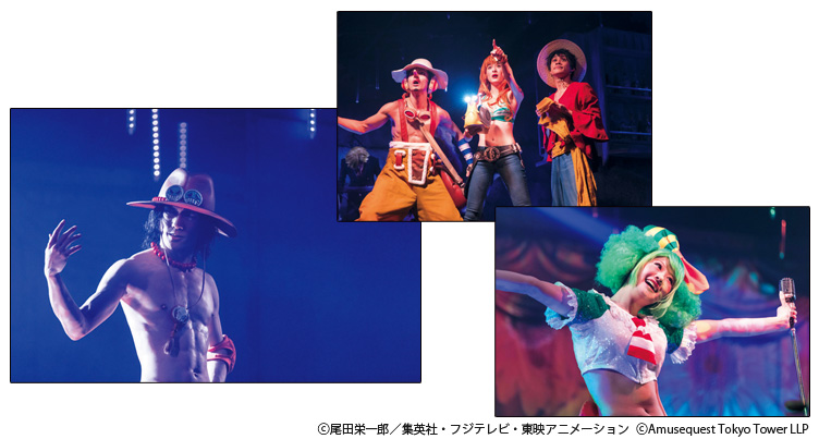 『LIVE ATTRACTION〝3〟』舞台写真