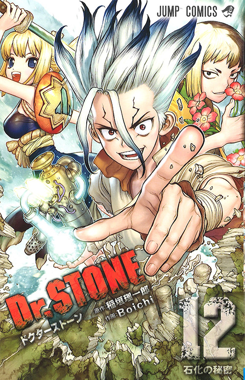 Dr.STONE【12】